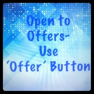 Other - Offer's Welcome 🙂
